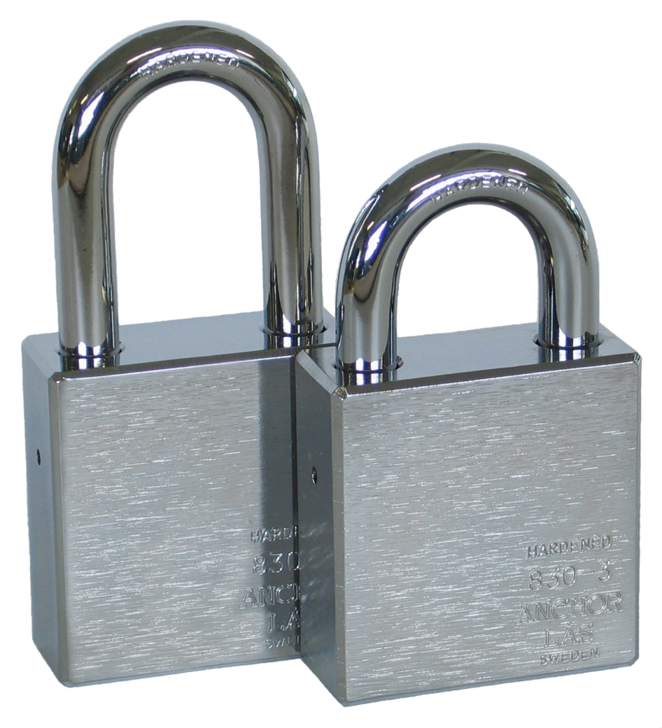 CyberLock High Security Padlocks