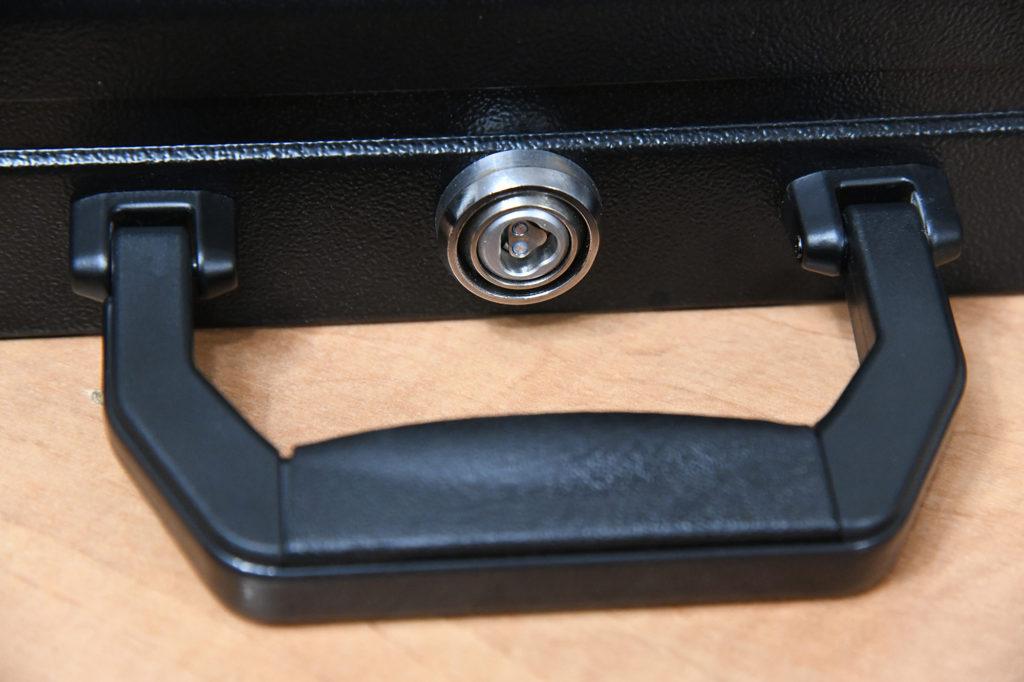 CyberLock Briefcase